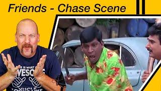 Friends Comedy Reaction Part 2 | Vadivelu, Suriya, Vijay