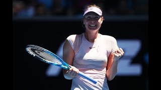 Maria Sharapova - Unstoppable