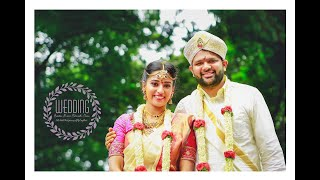 Sindhu and Bharath - Wedding Highlights | Bangalore | BaambooStudios
