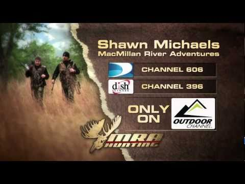 Shawn Michaels' - MacMillan River Adventures - Outdoor Channel Teaser 103