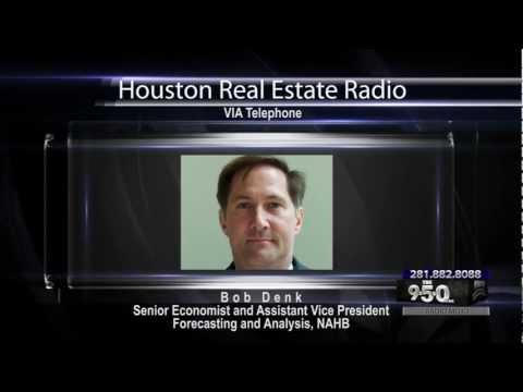 2013 Houston Real Estate Outlook - Houston Real Estate Radio - The 9-5-0 AM