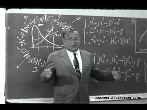 "Convair Lecture Series #1001 ""Stellar Evolution"" HACL Film 00328"
