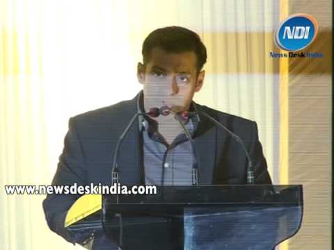 Salman Khan In Delhi Police Function