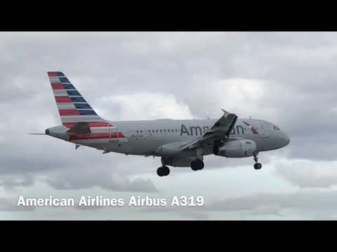 Miami Airport Spotting December 2018