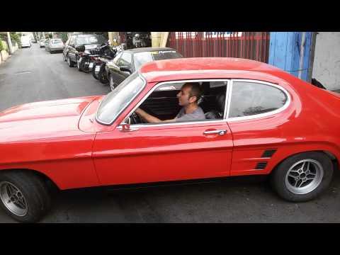 Ford capri 3.9cc V8