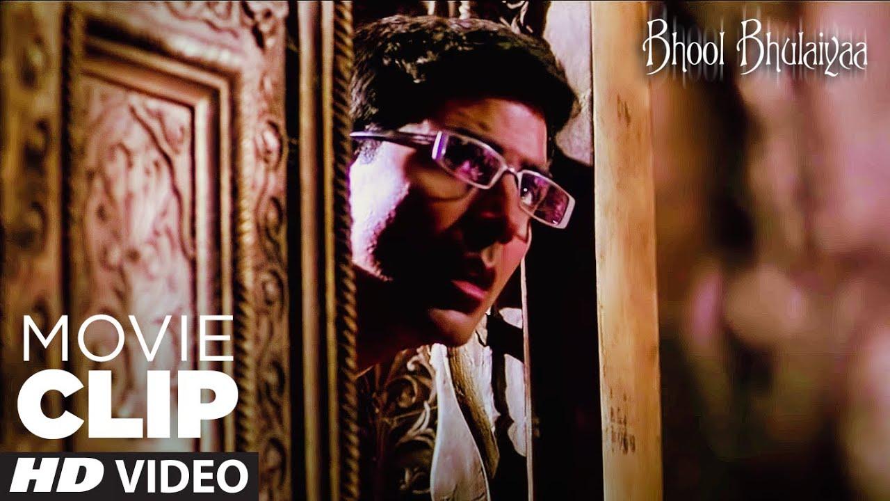 Durga Ashtami Ke Din Maregi Mujhe Tu? | Bhool Bhulaiyaa | Movie Clip | Akshay Kumar, Vidya Balan