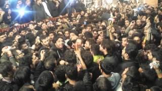 noha nikla tha janaza 28 safar wapsi 2015 1437 mochi gate