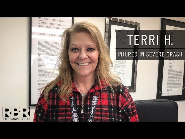 Terri H – Dallas TX Car Accident Lawyer Review