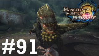 Monster Hunter 3 Ultimate - Online Quests -- Part 91: Savage Encounters