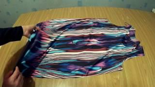 Летнее платье. Fashionable Sleeveless Multi Color Shift Dress. twinkledeals