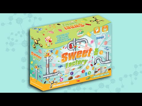 Sweet Factory | Science4you