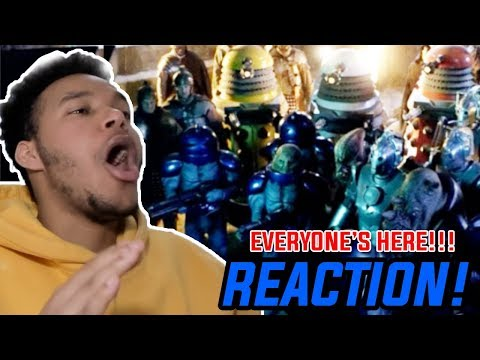 "Doctor Who Season 5 Episode 12 ""The Pandorica Opens"" REACTION!"