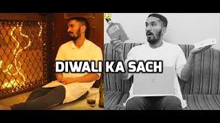 Diwali ka Sach l Funny Comedy l Firangi Pirates l Sarabjeet Singh l V20
