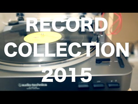 Record/Vinyl Collection 2015