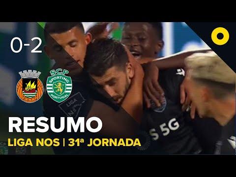 Resumo: Rio Ave 0-2 Sporting - Liga NOS | SPORT TV