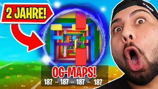WIR testen OG-MAPS in Fortnite!
