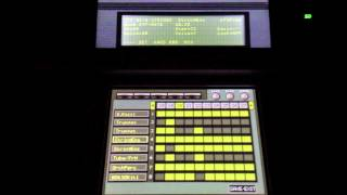 KORG M01D Star Fox -ASTEROID BELT-