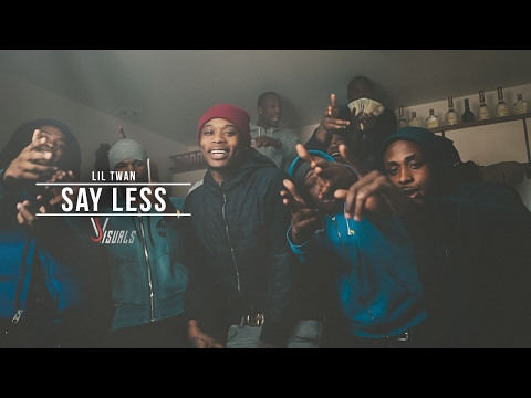 Lil Twan - Say Less (Official Video) Shot By @JVisuals312
