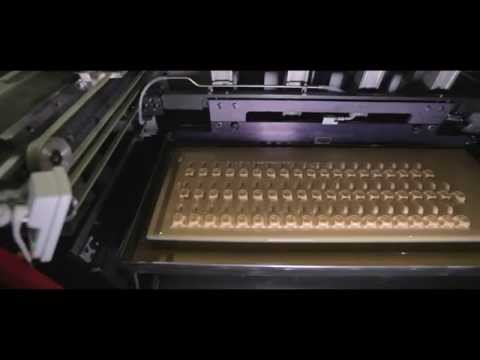 Next Generation 3D Printers from Prodways  & Genistar.