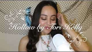 Hollow by Tori Kelly (cover)
