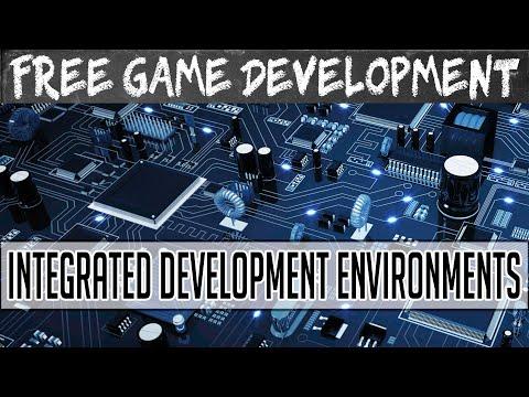 Free Integrated Development Environments (IDE) -- Free Game Development Series thumbnail