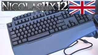 GIGABYTE Aivia Osmium Gaming Keyboard Review
