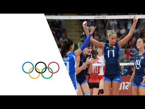 Women's Volleyball Pool A - ITA v JPN | London 2012 Olympics