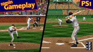Hardball 5 ... (PS1) 60fps