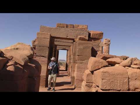 Day 11-Temple of Amun in Naqa, Sudan