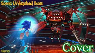Sonic Unleashed EggDragoon Boss - Acoustic Cover!