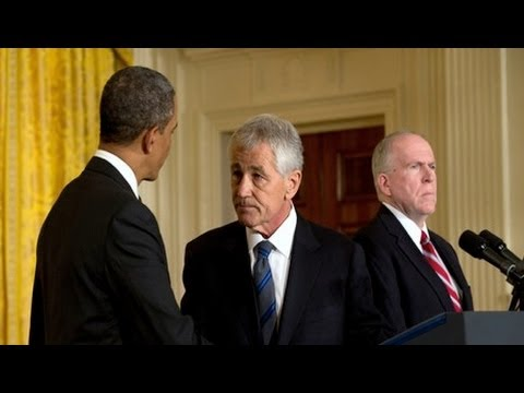 Hagel and Fracture Lines in the GOP