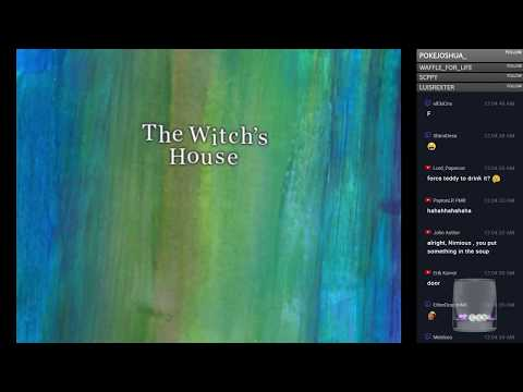 Halloween Witch's House - Full Playthrough! Come Chat and Chill! :D 【The Witch's House】
