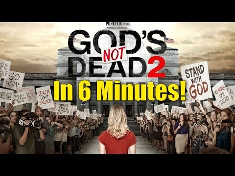 God's Not Dead 2 - In 6 Minutes