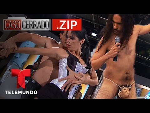 Tango Porno, Caso Cerrado.ZIP | Caso Cerrado | Telemundo