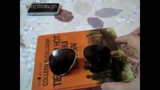 Phân biệt kính mắt RayBan thật giả (real & fake)...Rb3026, Rb3445(Phân biệt kính mắt RayBan thật giả (real & fake)...Rb3026, Rb3445. Đây là videoclip mình quay với 2 chiếc kính mình tận tay mua bên nc ngoài, 1 cái ở Moscow ..., 2013-01-03T11:18:30.000Z)