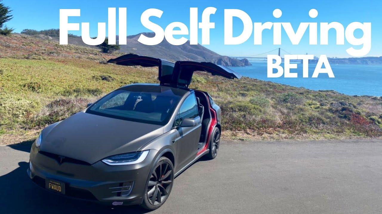Tesla Full Self Driving Beta Reaction