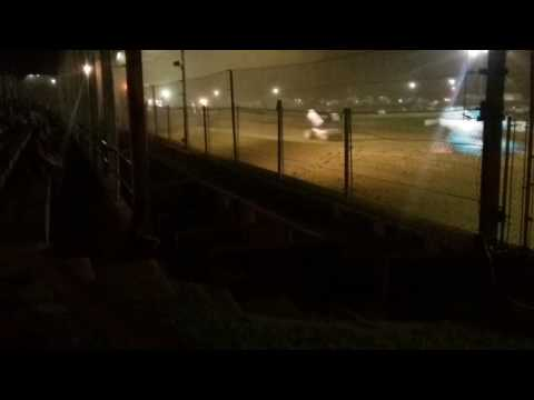 ASCoC Sprint Car A Main Part 2/3  Brownstown Speedway