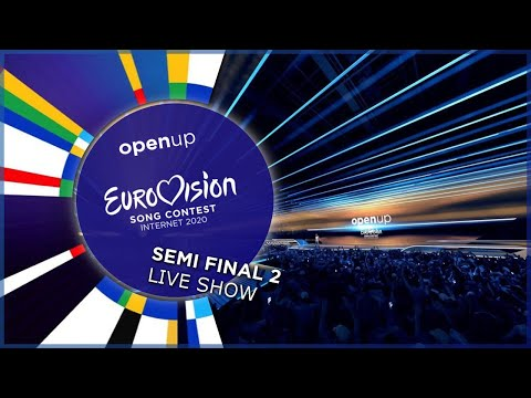 The Second Semi Final Of Our Eurovision Song Contest 2020 - Semi Final 2 - Live Show