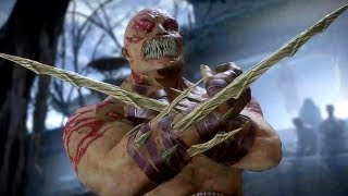 Mortal Kombat 11 - All Baraka Intros/Dialogues So Far