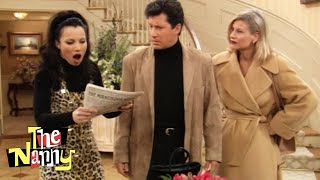 Fran And Maxwell Are In A Tabloid! | The Nanny