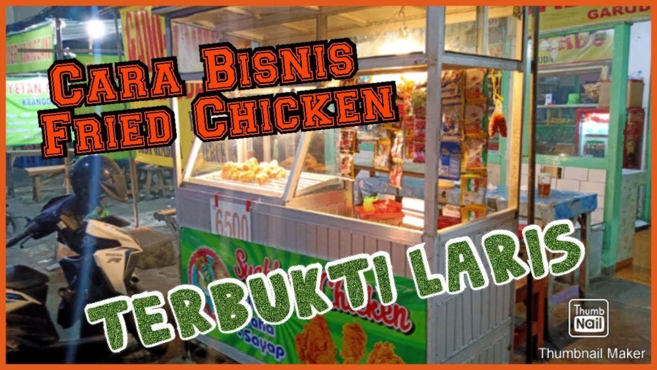 """Cara bisnis """"fried chicken"""" murah dan laris - YouTube"""