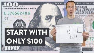 How to Get Started Day Trading With Only $100 (and zero PDT rule!)