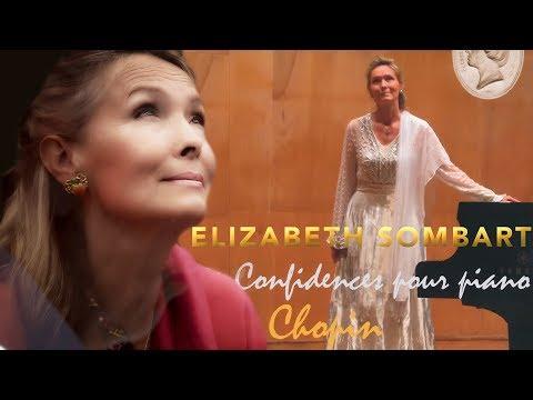 09 - Chopin - Prélude op.28 n°6 - Voix d'Elizabeth Sombart et de Robert Hossein