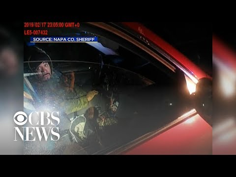 California sheriff releases graphic video of fatal shooting