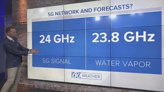 How 5G wireless technology could mess with weather forecasts | 10News WTSP