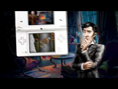 Sherlock Holmes & The Mystery of Osborne House (DS) Trailer