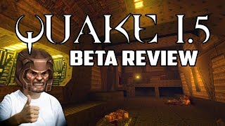 Quake, Quake 1 5, & Arcane Dimensions 1 5 for PC Video