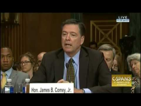 Sen. Whitehouse asks Comey about shell companies