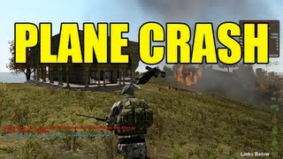 DayZ: How to survive a plane crash + Weird god mode + Dual perspective