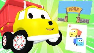 Lerne mit Ethan - Lerne Tiere und wo sie leben mit Ethan - Lehrreiche Cartoons für Kinder  🚚